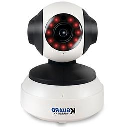 Kguard QRT-501, HD720P, QR Smart Wifi, Pan & Tilt, Two-way A