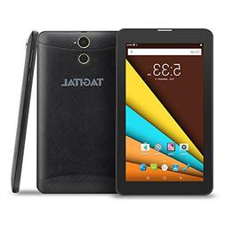 """Tagital 7"""" Quad Core 3G Phablet, Android Phone Tablet, Andro"""