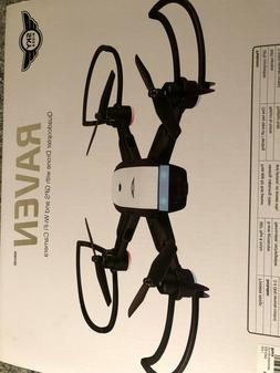 Raven Quadcopter Drone with GPS and Wi-Fi camera, DRWG538B,