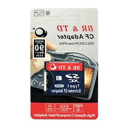 BR & TD SD CF Card Adapter Wireless WiFi SD Card to Type I C