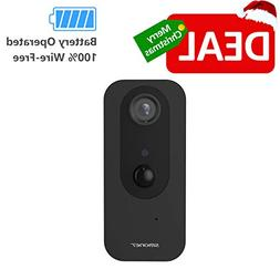 【Sale】 Security Camera Wireless, SMONET Battery Operated