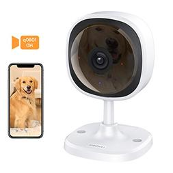 Security Camera, Lensoul 1080P HD Wireless IP Camera Built i