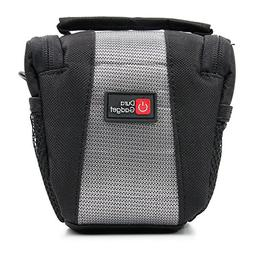 DURAGADGET Shock-Absorbing, Water-Resistant Cross-Body/Shoul