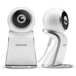 Zmodo Sight 180 Home Security Camera, Full HD 1080p Wireless