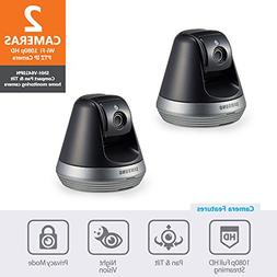 2-pack of SNH-V6410PN - Samsung 1080p Full HD Wi-Fi Pan & Ti
