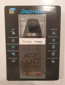 Samsung SNH-V6410PN Pan/Tilt 1080P Wi-Fi Black Camera with 1