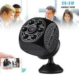 Spy Video Camera Voice Audio Recorder 30fps WiFi Infrared Re