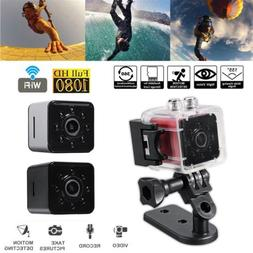 SQ13 Waterproof Mini FULL HD 1080P WiFi Camera Sport Action