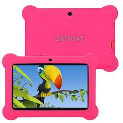 Tagital T7K Kids Tablet, 7 inch Display, Kids Mode Pre-Insta