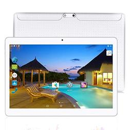 JUNLONG 10 inch Tablet Android Octa Core Tablet with 4GB RAM