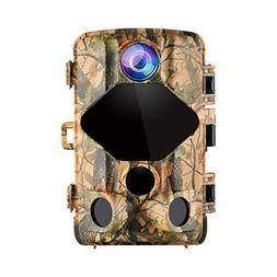 Wansview Trail Hunting Game Camera 16MP 1080P HD, with 0.2S