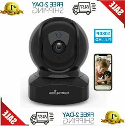 Wansview Wireless Security Camera IP 1080P HD, WiFi Home Ind