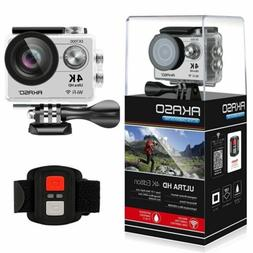 Akaso Waterproof EK7000 WiFi FHD 4K Sports Action Camera DV