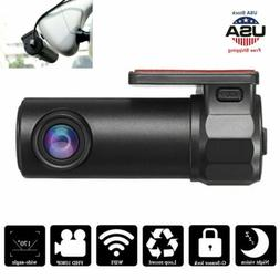 WIFI Cam HD 1080P Car DVR Camera Video Recorder Wide Angle G