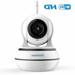 WiFi Camera Security IP Camera eLinkSmart Pan/Tilt/Zoom Wire