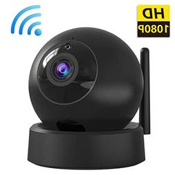 WiFi Home Surveillance IP Camera, Indoor Security Camera, Wi