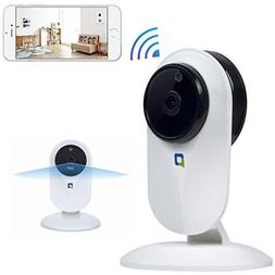 HD 1080P WiFi Security Camera Baby Monitor Camera with Night