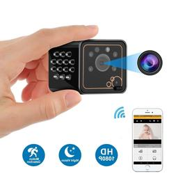 WiFi Spy Camera Mini IP Security Came HD 1080P Wireless Nann