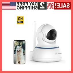 wireless 1080p security camera wifi home surveillance