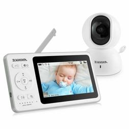 ANNKE Wireless Baby Monitor Camera 2x Zoom PTZ WIFI Night Vi