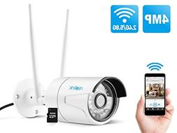 Wireless IP Camera Dual-Mode 2.4G/5.8G, Outdoor Indoor Water