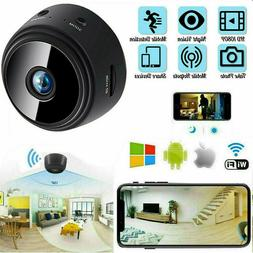 Wireless Mini Camera Wifi IP Home Security HD 1080P DVR Nigh