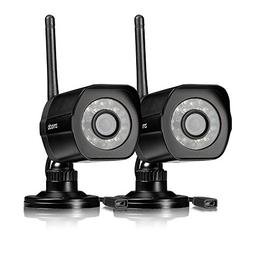 Zmodo Wireless 720p HD Security Cameras