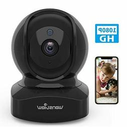 Wansview Wireless Security Camera, IP Camera 1080P HD, WiFi