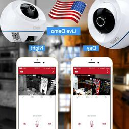 Wireless Smart Remote Pan Camera Home Outdoor 1.3MP Wi-Fi IP