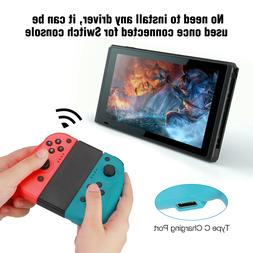 Wireless Switch Pro L/R Joy con Game controller for Nintendo