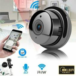 Hidden Spy Camera 1080P Security Wifi IP Camera Night Vision