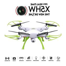GoolRC X5HW Wifi FPV Drone with HD Camera Live Video Altitud